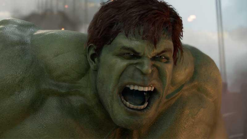 Hulk Combat Move Guide - Marvel's Avengers