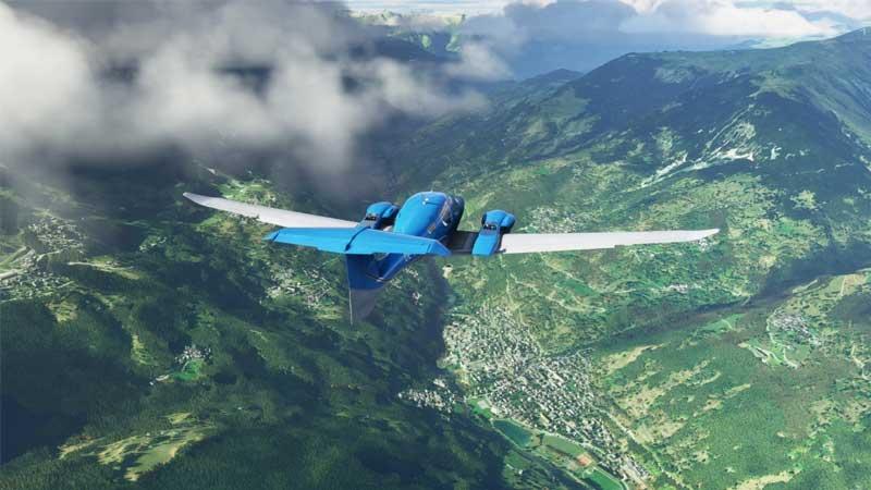 improve fps flight simulator
