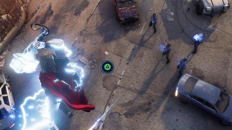 Marvel Avengers Thor Combat Guide