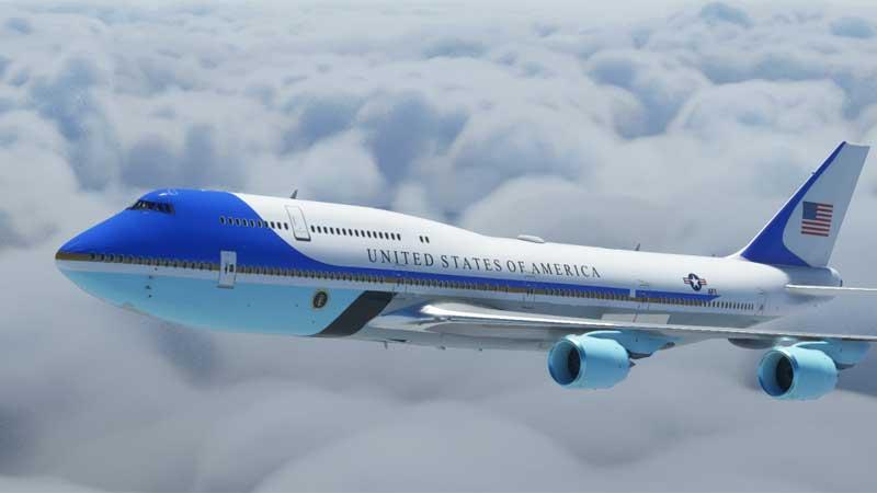 Microsoft Flight Simulator Boeing 747