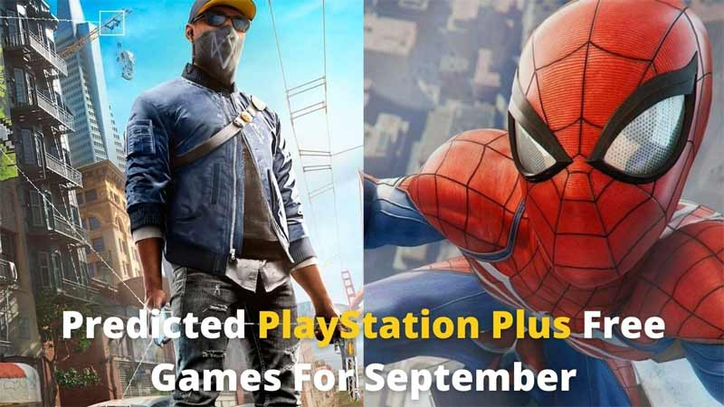 ps plus September suggested