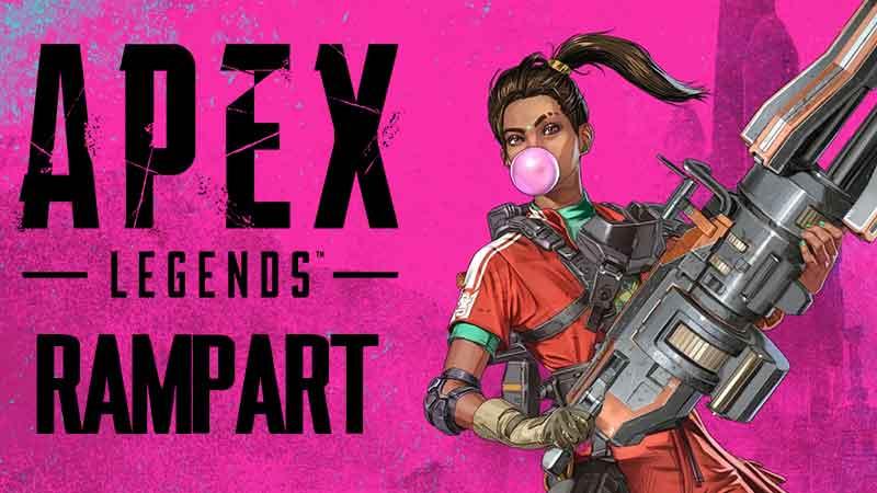 rampart abilities apex legends