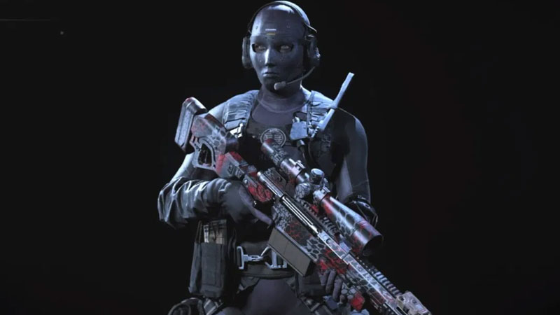 How To Unlock Roze Rook Skin In Call Of Duty Modern Warfare Warzone