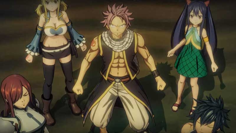 S-class requests in fairy tail