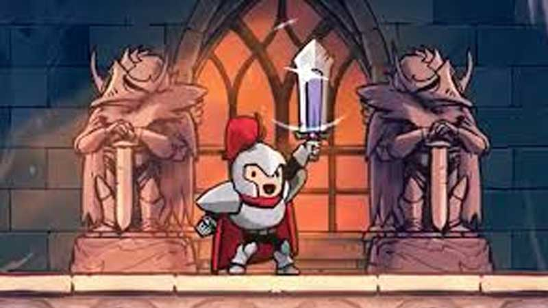 upgrade weapons armor rogue legacy 2