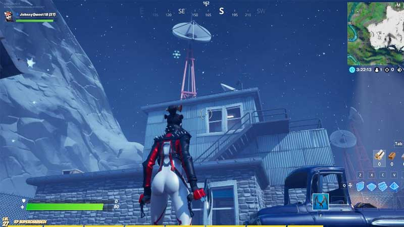 Fortnite Weather Station location guide