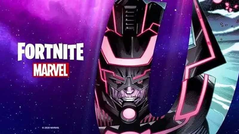 where to find galactus fortnite