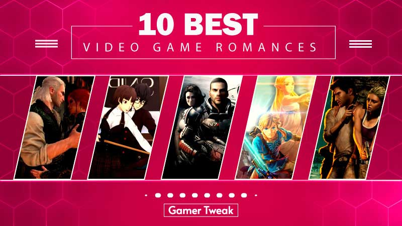 10 best video game romances