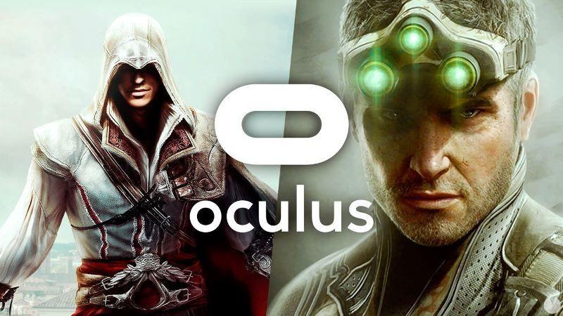 Assassin's Creed VR & Splinter Cell VR Oculus