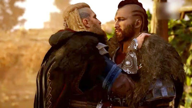 Assassin's Creed Valhalla Sex Scene