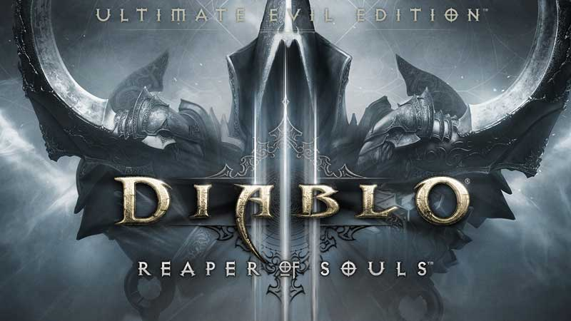 Best PS4 RPGs Diablo III Reaper of Souls - Ultimate Evil Edition