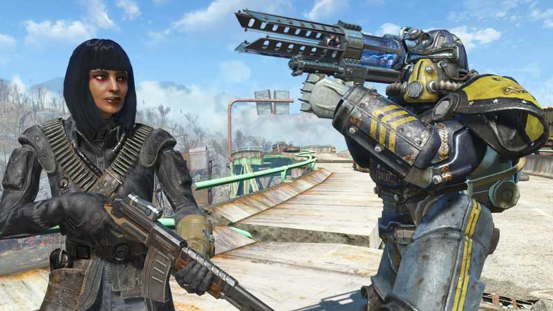 Best PS4 RPGs Fallout 4
