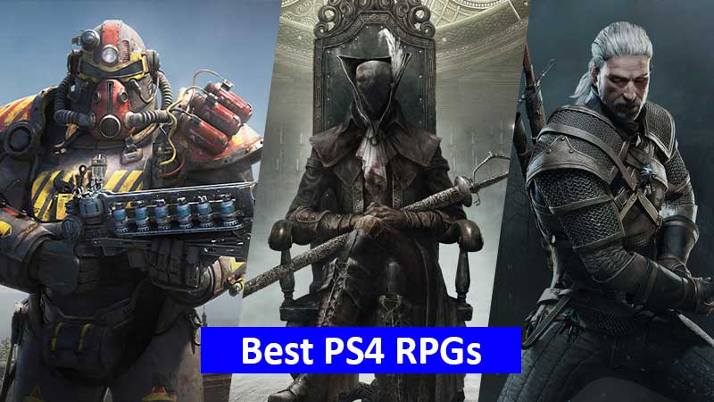 Best PS4 RPGs