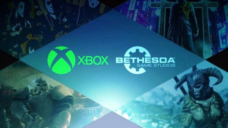 Bethesda Acquisition by Microsoft Counter-Move Against Sony