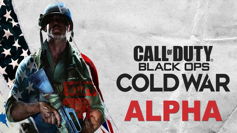 Black Ops Cold War Alpha
