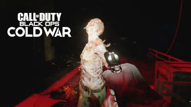 Call of Duty: Black Ops Cold War Zombies Mode