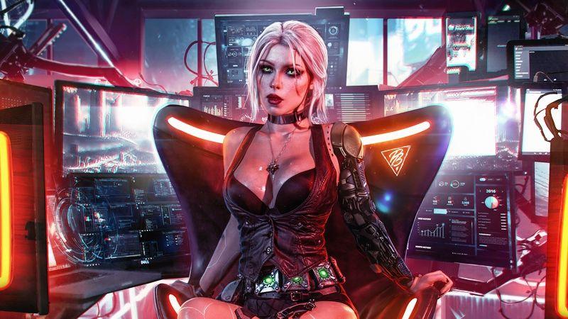 Cyberpunk 2077 Will Have Many Companion