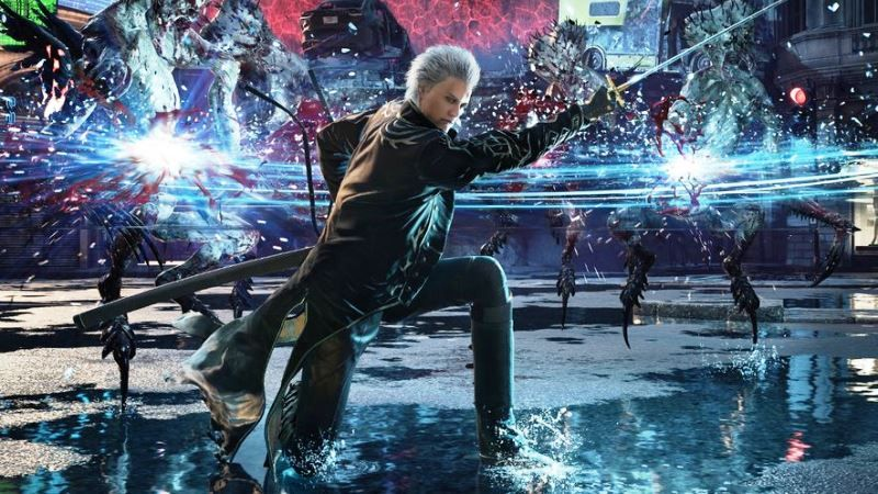 Devil May Cry 5: Special Edition Ray Tracing