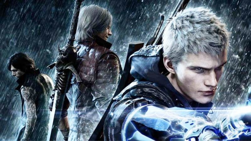 Devil May Cry Director Working Open-World Game
