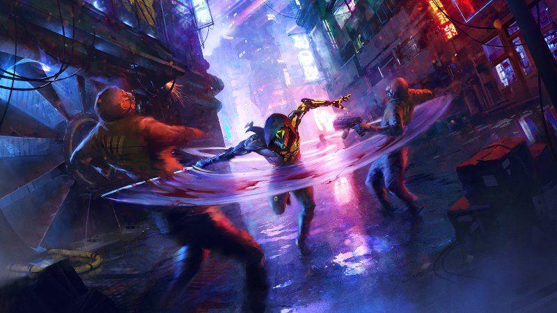 Ghostrunner Release Date Nintendo Switch