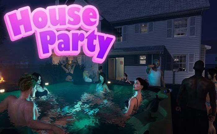 House Party Console Commands