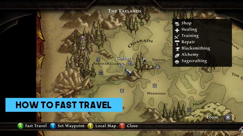 How-To-Fast-Travel-In-Kingdoms-Of-Amalur-ReReckoning