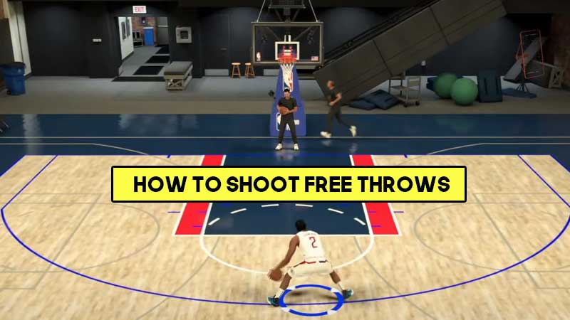 How-To-Shoot-Free-Throws-In-NBA-2K21