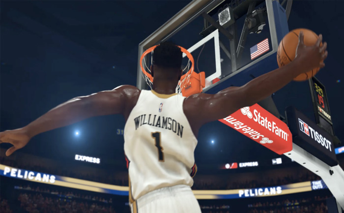 How to Dunk NBA 2k21