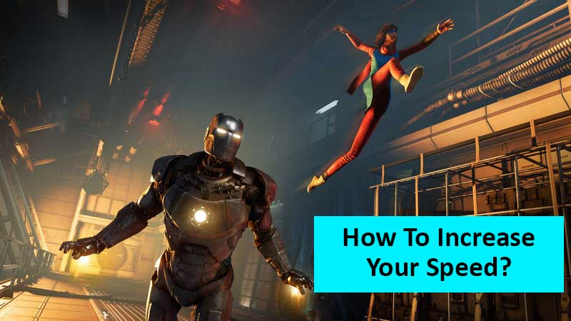 How to increase your speed in Marvel's Avengers