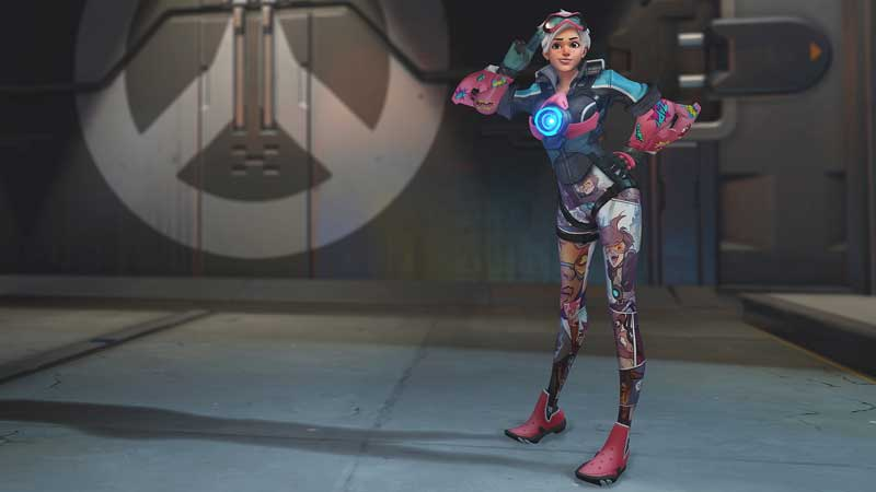 How to unlock comic book tracer skin in Overwatch