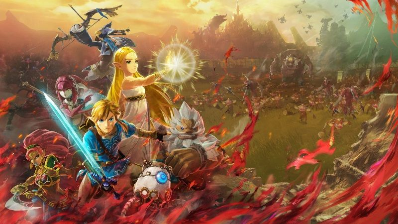 Hyrule Warriors: Age of Calamity Local Co-Op Mode
