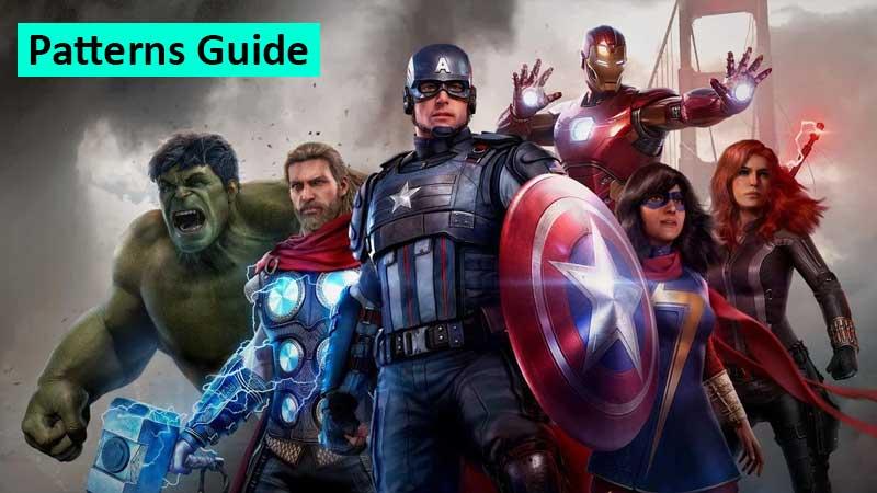Marvel's Avengers Patterns Guide
