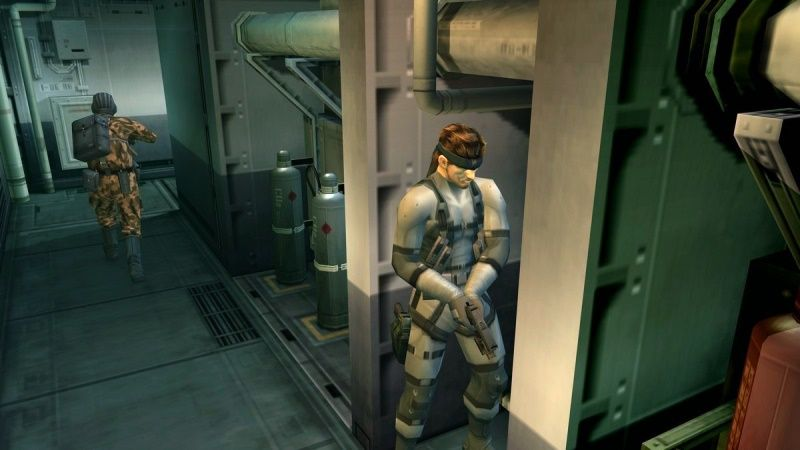 Metal Gear Solid 1 & 2