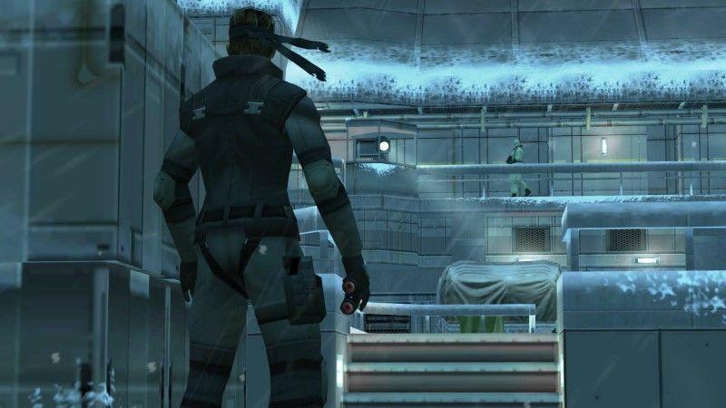 Metal Gear Solid Remake Exclusive PS5