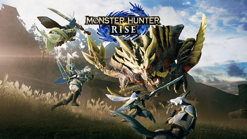 Monster Hunter Rise Announced