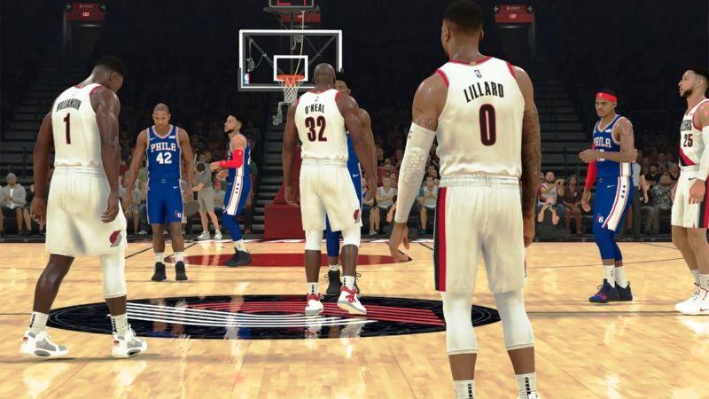 NBA 2K21 Launch Title PS5 Xbox Series X