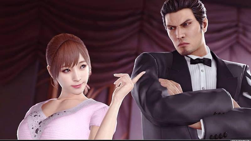 New Yakuza Game September 27