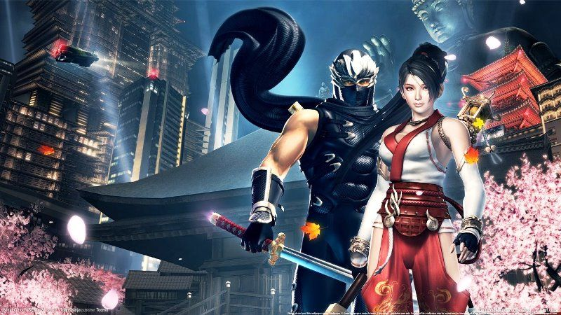 Ninja Gaiden Sigma Trilogy Leak