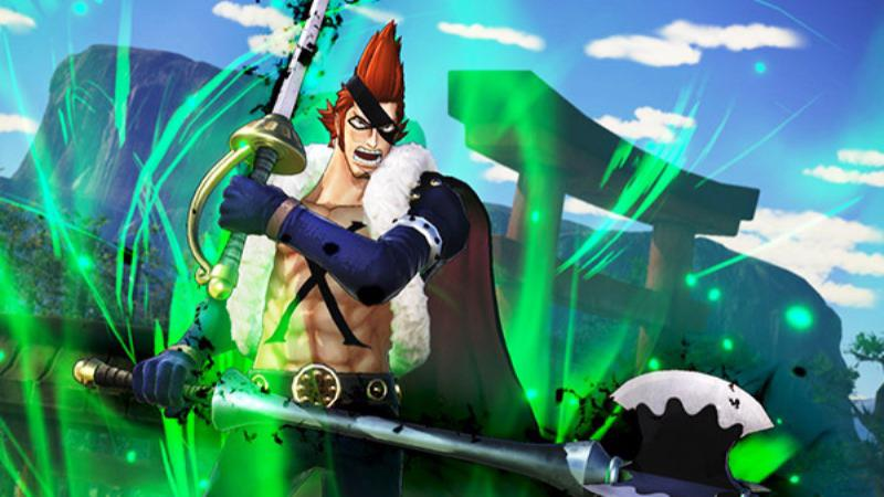 One Piece: Pirate Warriors 4 DLC Character X Drake