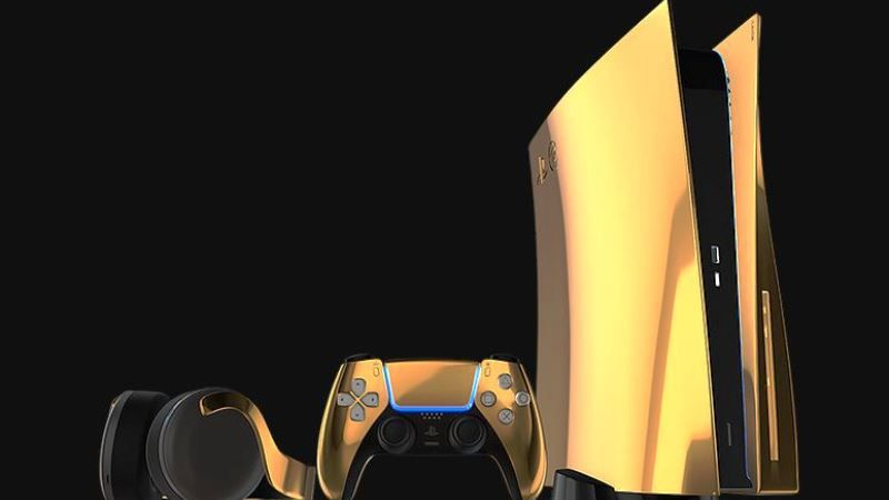 PS5 Gold Edition