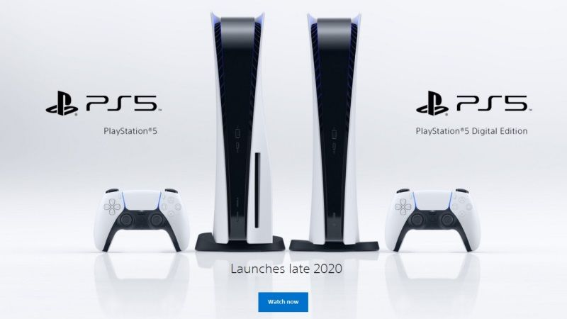 PS5 Launch Window Changed