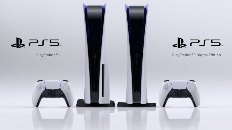 PS5 Production Reduced