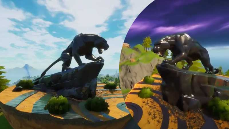 Panther's-Prowl-Fortnite-Location