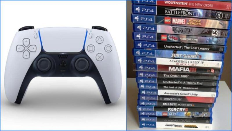 PlayStation 5 Backward Compatible PS4