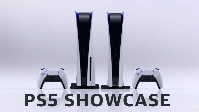 PlayStation 5 Games Showcase