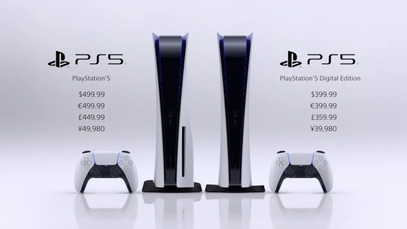 PlayStation 5 Size, Weight, & Dimensions Confirmed