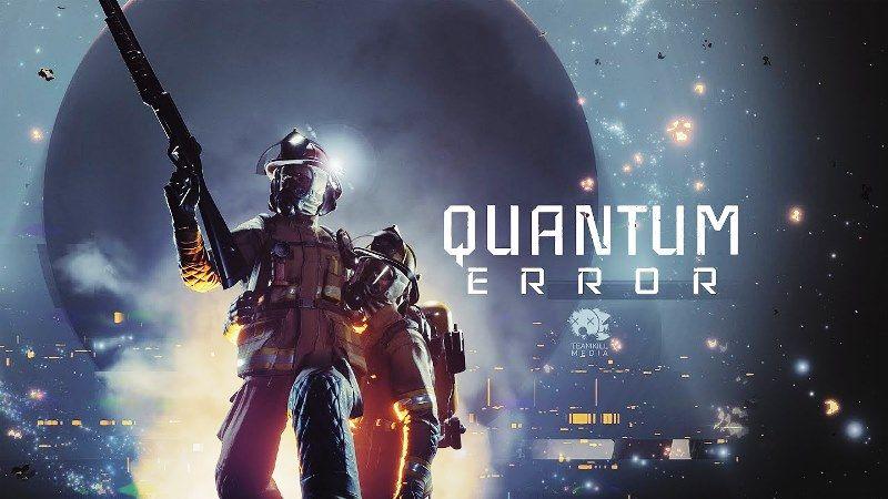 Quantum Error Confirmed Xbox Series X