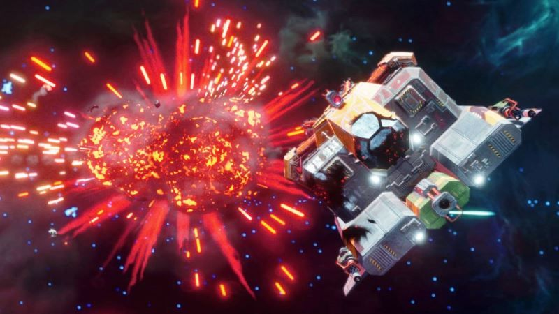 Rebel Galaxy Outlaw Release Consoles