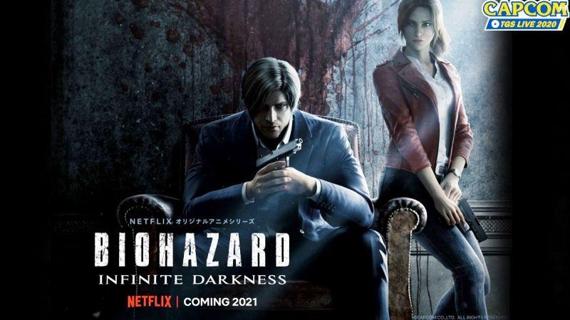 Resident Evil: Infinite Darkness Announced