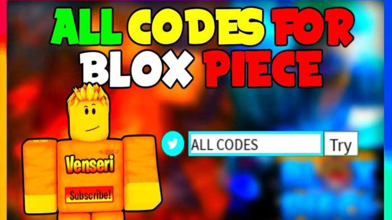 ??????? Roblox Blox Piece Blox Piece Codes Roblox October 2020